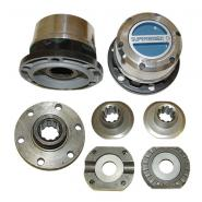Lockers & Drive Flanges