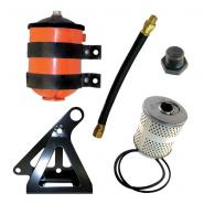 Oil Hoses, Filters & Parts