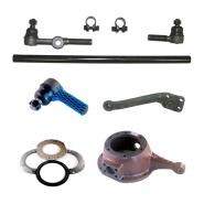 Tie Rods & Steering Knuckle