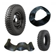 Willy jeep tires