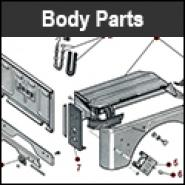 Body (Exploded) - CJ-2A, 3A, 3B, 5