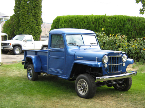 about willys jeep pickup truck jeep specs and history al coates 1958 willys truck