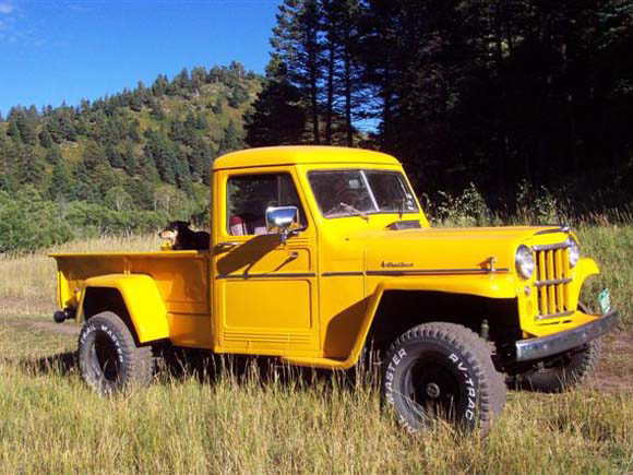 Mark Reigle - 1959 Willys Truck