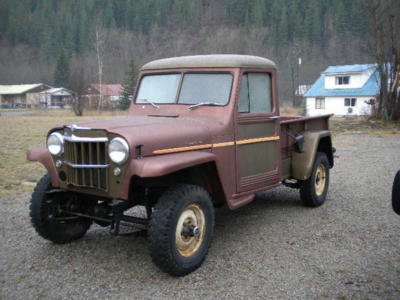 Willys Jeep Truck For Sale >> About Willys Jeep Pickup Truck Jeep Specs And History