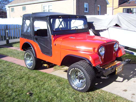 bill wagner - 1963 cj-5