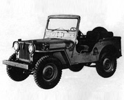 Illustration - Willys M38