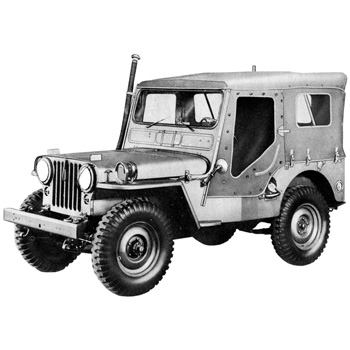 Willys M38 Jeep