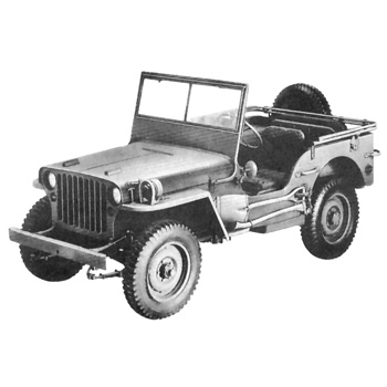 Willys MB Vehicle Identification