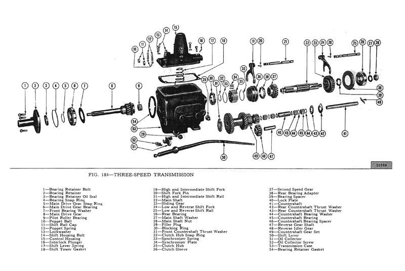 T90 Transmission Illustration